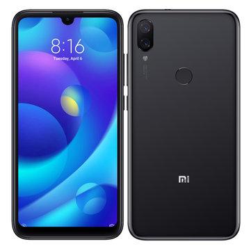 Xiaomi Mi Oynamak Global Version 5.84 inç 4 GB Veri deposu 64GB ROM MTK Helio P35 Octa Core 4G Akıllı Telefon