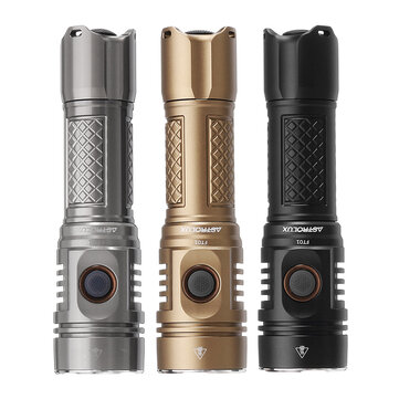 Astrolux FT01 XHP50.2 2215LM 309m 8Modes USB Rechargeable Military Army Tactical 21700 18650 LED Flashlight