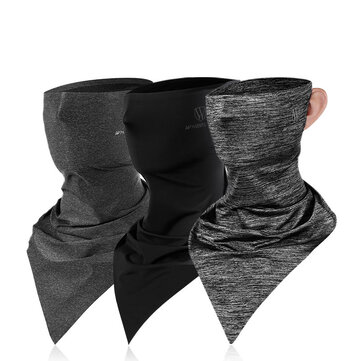 Multifunctional Cycling Face Mask Scarf Unisex No Trace Headscarf Breathable Neck Triangle Sport Scarf for sale in Bitcoin, Litecoin, Ethereum, Bitcoin Cash with the best price and Free Shipping on Gipsybee.com