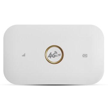 Portable 4G Router High Speed Mobile Wireless Wifi Hotspot SIM Card B1/B2/B5/B8 FDD-LTE TDD-LTE