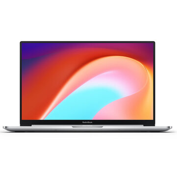 Xiaomi RedmiBook 14 Laptop II 14 inch  Intel i7-1065G7 NVIDIA GeForce MX350 16G DDR4 512GB SSD 91% Ratio 100%sRGB WiFi 6 Full-featured Type-C Notebook