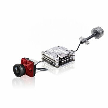 Eachine Caddx Joint Nebula Micro Edition 1000TVL 1.66mm FOV 165 Degree Analog Digital Camera 720P 60fps With Vista HD System 5.8GHz FPV Transmitter VTX AIO Combo KIT Compatible With DJI Unit FPV Googles