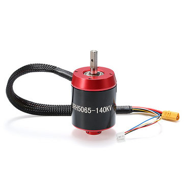 Racerstar 5065 BRH5065 140KV 6-12S Brushless Motor Without Gear For Balancing Scooter