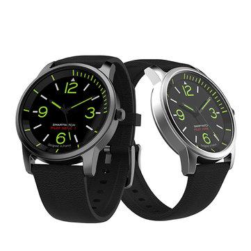 S-69スマートクォーツ時計TPEストラップインテリジェントな情報光るスポーツスマートウォッチを思い出させる