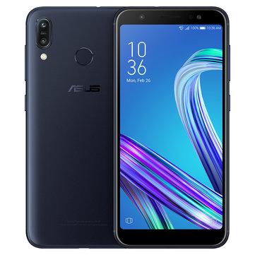 Asus ZenFone Max (M1) Global Version 5.5 Inch HD+ 4000mAh Face Unlock Andriod 8.0 3GB 32GB Snapdragon 430 4G SmartphoneSmartphonesfromMobile Phones & Accessorieson banggood.com
