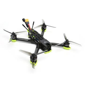 iFlight Nazgul5 V2 Analog 240mm 5 Inch 6S Freestyle FPV Racing Drone BNF_PNP RaceCam R1 Cam SucceX_E F7 45A ESC 2207 1800KV Motor