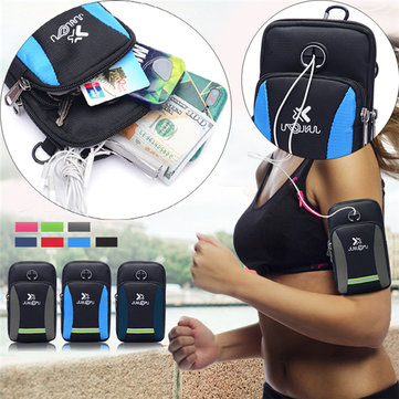 Multifunctional Durable Sports Running Outdoor Waist Arm Bags Shoulder Bag Crossbody Bags
