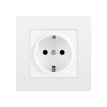 How can I buy EU Power Socket 16A 250V Standard Ground with Safety Door White New Flame Retardant PC Panel with Bitcoin