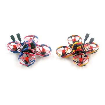 24g Eachine US65 DE65 PRO 65mm 1-2S Brushless Whoop FPV Racing Drone BNF CrazybeeX F4 FC CADDX ANT Cam 0802 14000KV Motor