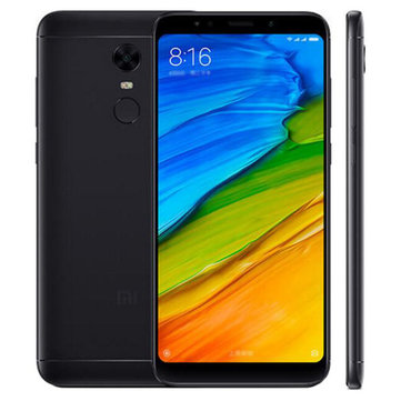 Xiaomi Redmi 5 Plus Global Version 5.99 inch 3GB RAM 32GB Snapdragon 625 Octa core 4G Smartphone