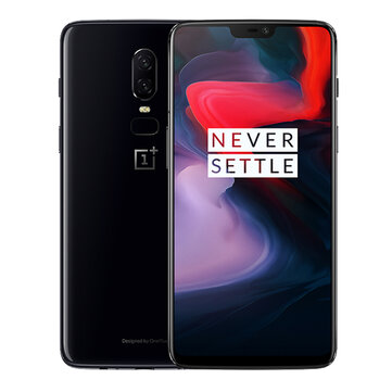 UE Versão OnePlus Inch 6 6.28 19: 9 8.1 AMOLED 6GB Android RAM ROM 64G 845 4G Snapdragon Smartphone