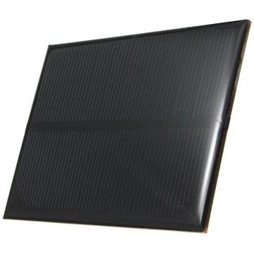 5V 1W 99MM x 69MM 200MA Mini Epoxy Solar Panel Photovoltaic Panel