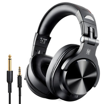 OneOdio A70 Wireless Bluetooth Headphones Studio Headphones with Shareport Foldable Monitor Recording Headphones for Home Office