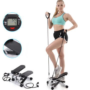Buy Cardio Fitness Step Pedal Climber Stepper Home Gym Sport Fitness Machine Exercise Tools with Litecoins with Free Shipping on Gipsybee.com