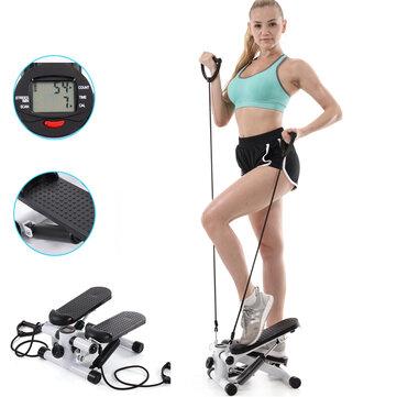 Cardio Fitness Step Pedal Climber Stepper Home Gym Sport Fitness Machine Exercise Tools