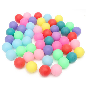 150PCS Lottery Gaming Ping Pong Ball Table Tennis  Lucky party Washable