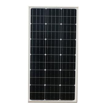 Elfeland M-80 80W 18V Monocrystalline Silicon Solar Panel Battery Charger For Boat Caravan Motorhome