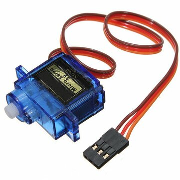 SG90 Mini Gear Micro Servo 9g For RC Airplane Helicopter