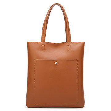 Large Capacity Shopping Bag Casual Tote Bag Top-Handle Bags for Women
