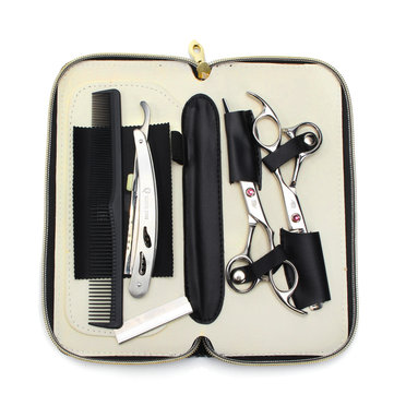 SMITH CHU Kéo tóc Kết hợp Phù hợp với Công cụ cắt tóc Salon Salon 101