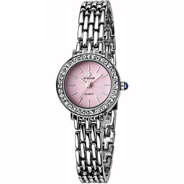 WWOOR 8810 Đồng hồ nữ thời trang Đồng hồ đeo tay thanh lịch Đồng hồ đeo tay nữ