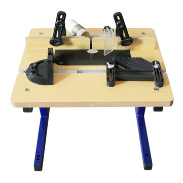 Mini Benchtop W012 Router Table with Stand Woodworking Table  Trimmer Router Table