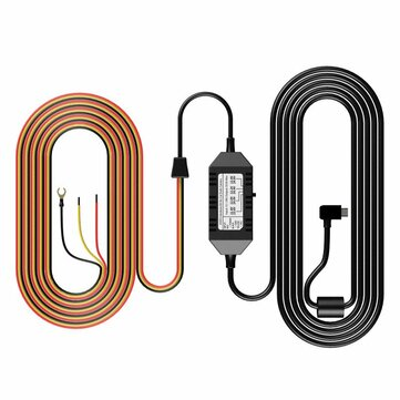 Viofo A129 Car Camera 3 Wire ACC HK3 Hardwire Kit for Parking Mode