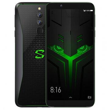 Xiaomi Black Shark Helo 6.01 inch 6GB RAM 128GB ROM Snapdragon 845 Octa Core 4G Gaming SmartphoneSmartphonesfromMobile Phones & Accessorieson banggood.com