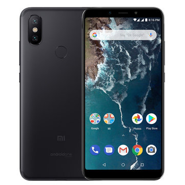Xiaomi Mi A2 Global Version 5.99 inch 4GB RAM 64GB ROM Snapdragon 660 Octa core 4G Smartphone
