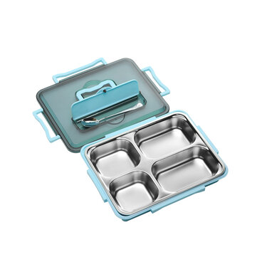 Stainless Steel Thermal Lunch Box Food Container Food Thermos Insulating Container