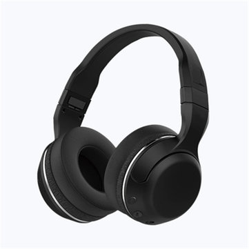 Wireless bluetooth Headset HIFI Subwoofer Intelligent Active Noise Reduction Sports Running Headphone With Mic