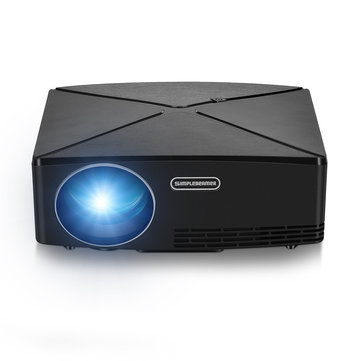 AUN C80 UP Projector 1280x720 Resolution Android WIFI LED Portable HD for Home Cinema