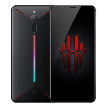 Núbia Red Magic 6.0 polegadas 6GB RAM 64GB ROM Snapdragon 835 Octa Núcleo 4G Gaming Smartphone
