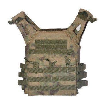 Men Tactical Military Armor Army Combat Vest Molle Plate Carrier JPC Vest