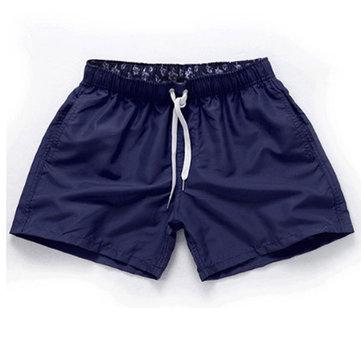 11 रंग ग्रीष्मकालीन पुरुषों फास्ट सूखी शॉर्ट्स सांस लेने योग्य बड़े पैंट बीच शॉर्ट्स