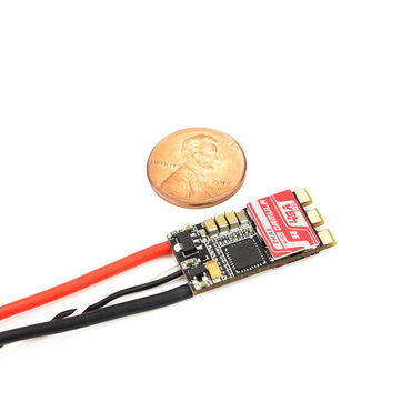 EMAX Formula 32 45A 2-5S BLHeli_32 Brushless ESC Dshot1200 Ready for RC FPV Racing Drone
