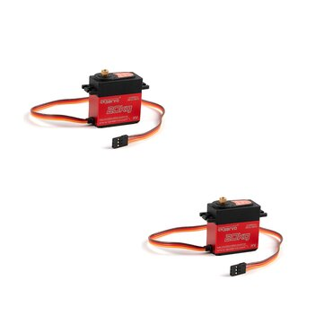 2 PCS GXservo GX3220MG 20KG Servo High Torque Digital Steering Metal Gear for DIY Robot RC Car Airplane
