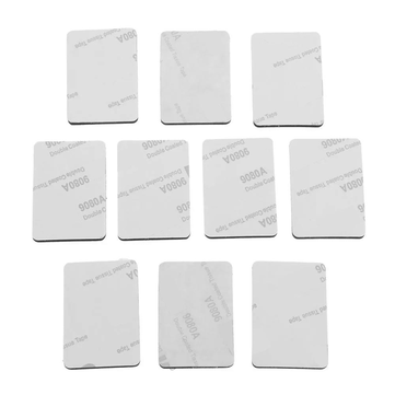 10pcs 3M Double Sided Adhesive Coated Tissue Tape For RC Model