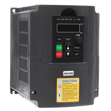 1500W 110/220V Inverter Converter Auto Voltage Regulation Technique for Spindle Motor