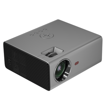 Rigal RD-825 Android Version LED  2000 Lumens 1280x720dpi Resolution HD Projector