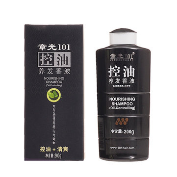 Zhangguang 101 Natural Oil-control Hair Shampoo Nourish 200g