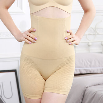 High Waist Tummy Control Butt Lifter Hollow Butt Shaping Panties