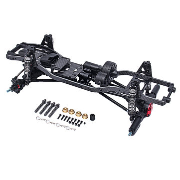 $274.7 for TFL T11 Crawler Frame Metal Chassis Set for SCX10Ⅱ 90046 90047 Rc Car