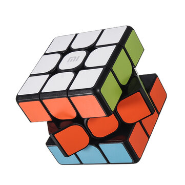 [Newest Version] XIAOMI Original Bluetooth Magic Cube Smart Gateway Linkage 3x3x3 Square Magnetic Cube Puzzle Science Education Toy Gift