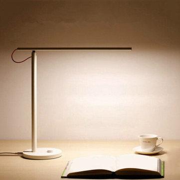 テーブルランプ  オリジナルXiaomi  LEDスマートテーブルランプ  ディミングライト   リーディングライト 携帯電話用