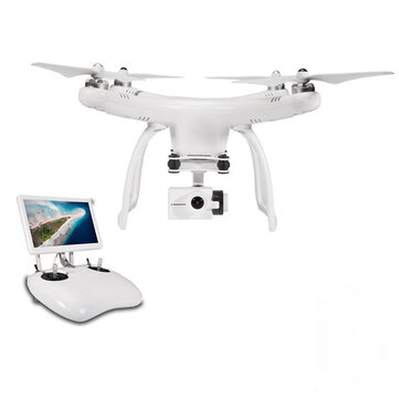 US$339.99New UP Air UPair One 5.8G FPV 4K 24FPS HD Camera With 2-Axis Gimbal RC Drone