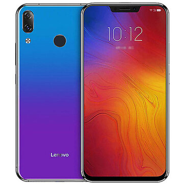 Lenovo Z5 6.2-inch FHD+ 19:9 Android 8.1 6GB RAM 64GB ROM Snapdragon 636 1.8GHz 4G Smartphone