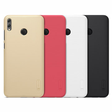 NILLKIN Frosted Shockproof Ultra Thin Hard PC Back Cover Protective Case for Huawei Honor 8X Max