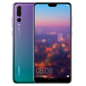 Huawei P20 Pro 6.1 polegadas AI Triplo 6GB 64GB RAM ROM Kirin 970 4G Octa Núcleo Smartphone