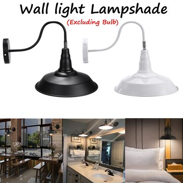 26CM Retro Vintage Wall Light American Rustic Industrial Lamp for Indoor Home Bedroom Hallway AC220V